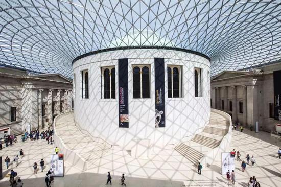 站在大英博物馆背后的中国操盘手是谁