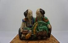 石湾是个美陶湾特展在上海市历史博物馆开幕