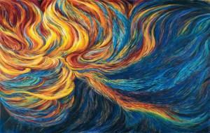 大俗大雅孕育大美:再论王冰的抽象画