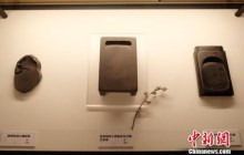 65方精美古砚亮相上海鲁迅纪念馆