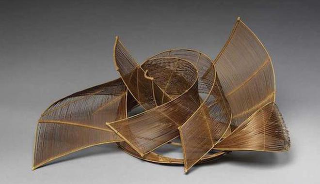 竹子百变造型:纽约大都会藏日本竹工艺品回日展出