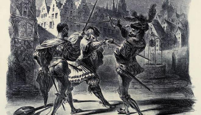 十九世纪欧洲吟游诗人笔下的艺术