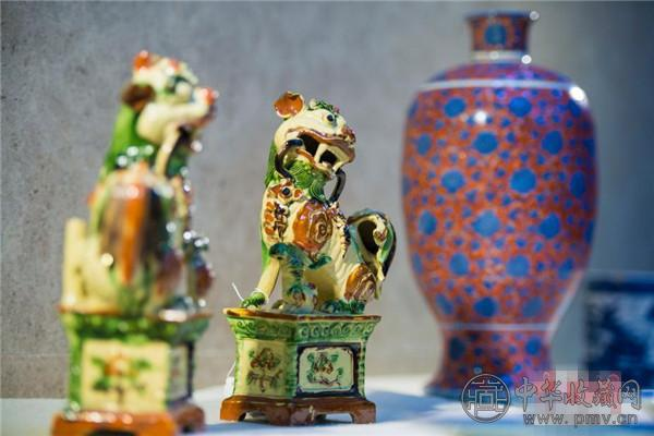 入藏中国国家南海博物馆的海外文物。