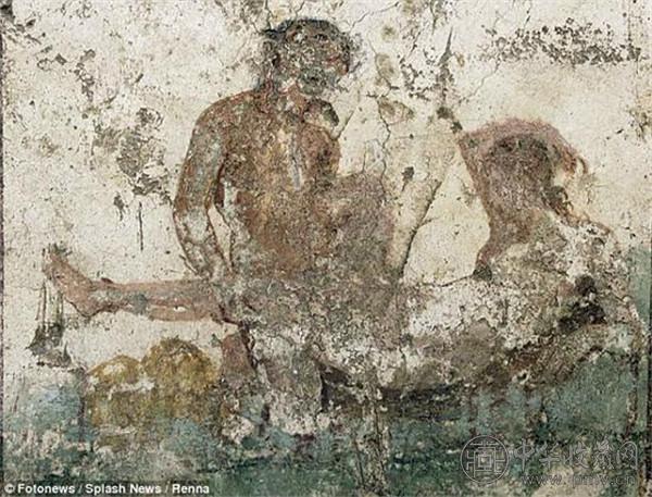 庞贝千年妓院被发现 壁画尺度惊人 (2).jpg