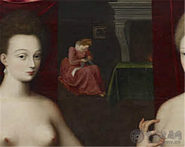 画面中还出现了一名宫廷女仆.jpg