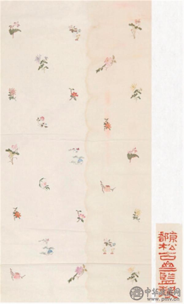京都松古斋监制素花笺纸.jpg