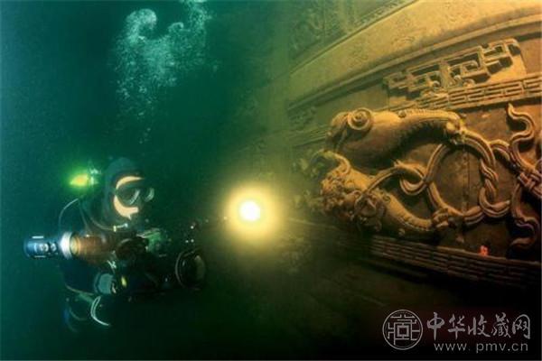水中发现千年古城 专家拟建阿基米德桥 (1).jpg