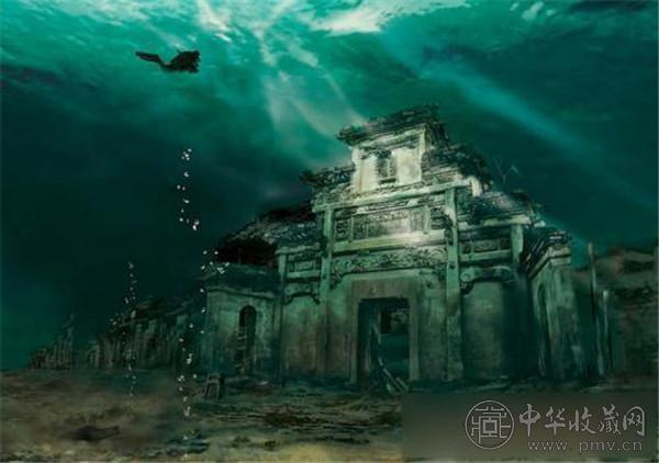 水中发现千年古城 专家拟建阿基米德桥 (2).jpg