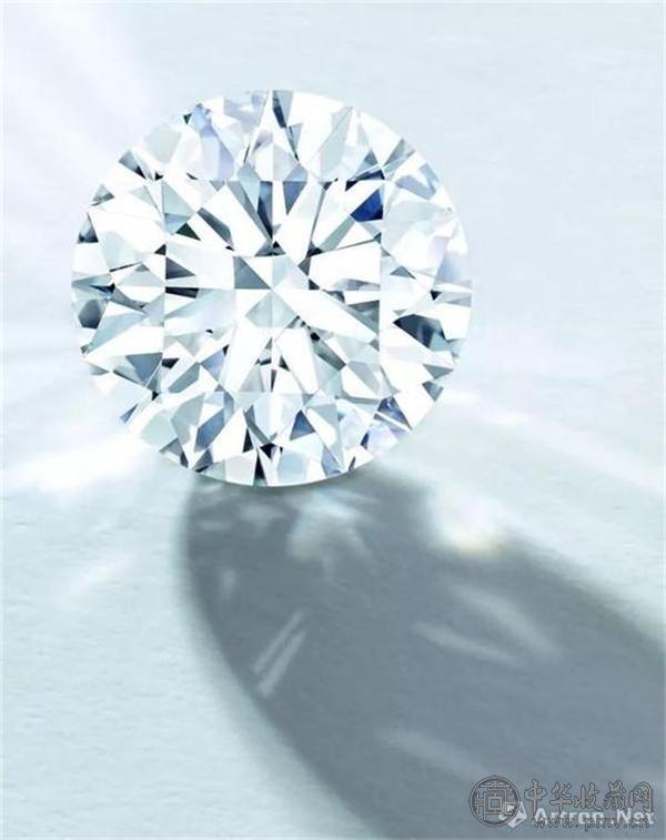 圆形足色全美钻石3891万港币.jpg