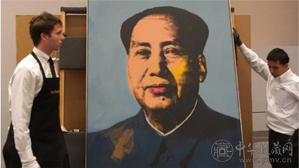 安迪·沃霍尔,《毛泽东肖像》.png