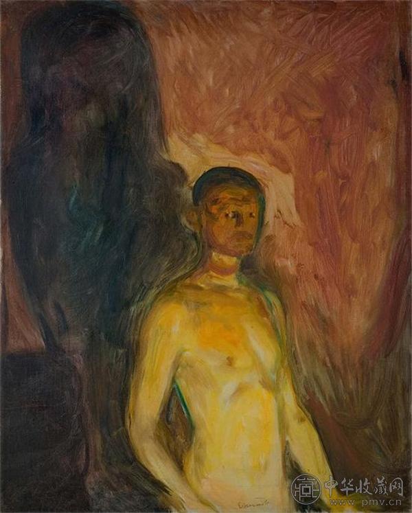 《地狱里的自画像》(1903).jpg