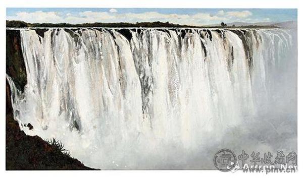《坦桑尼亚大瀑布》 成交价:4456.27万元.jpg