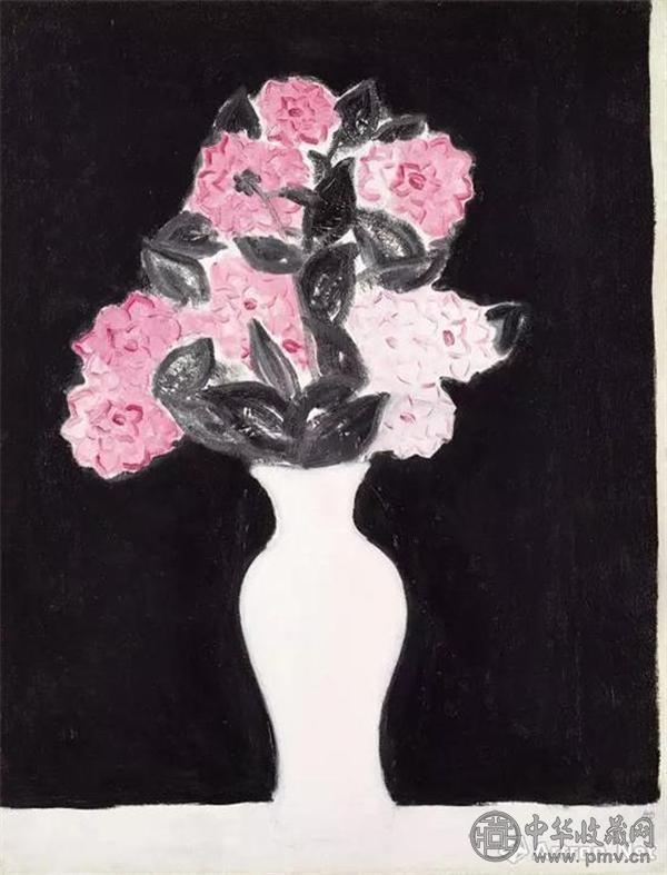 《白瓶花卉》 成交价:6604.6万元.jpg