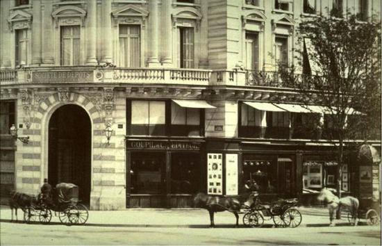 Goupil & Cie 画廊, 巴黎