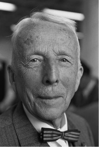 梵高的侄子:文森特·威廉·梵高,1968