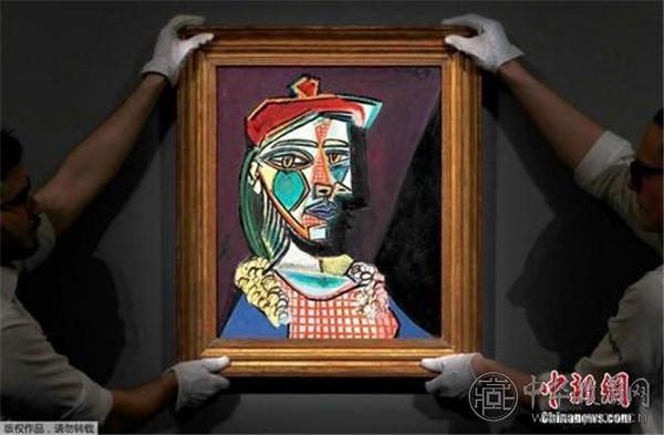 此前,毕加索一幅画作曾拍出4.3亿人民币高价.jpg