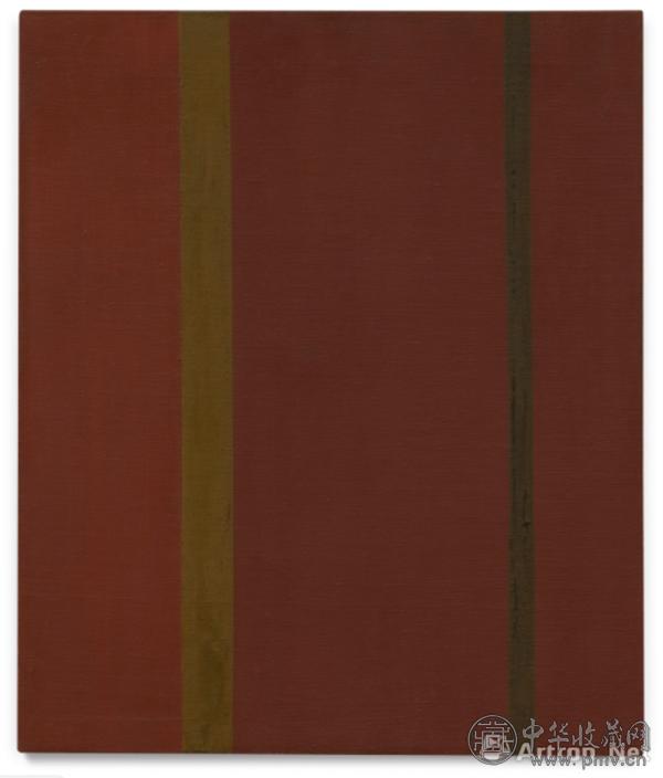 巴奈特·紐曼《銀河》成交价:996.32万美元.png