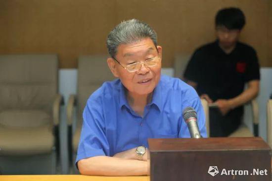 中国国家图书馆李致忠先生