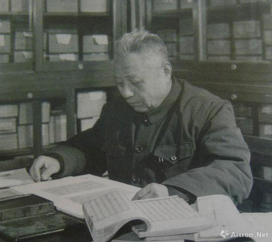 目录学家顾廷龙