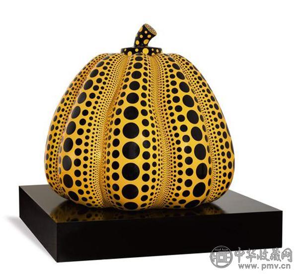 Kusama Yayoi - Untitled (Pumpkin Sculpture).jpg