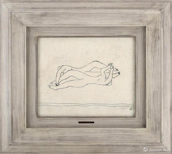 No.7吴冠中《紫竹院儿童游乐园》1973年作 木板油画 58 ×50 cm