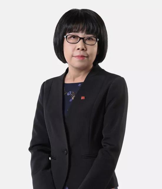 中国古代书画部总经理栾静莉