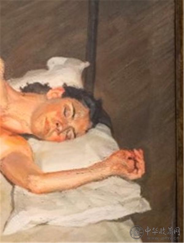 《白色床罩上的裸女肖像》局部.jpg