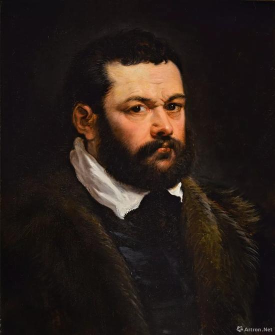 彼得·保罗·鲁本斯《威尼斯贵族肖像》油彩橡木板 59x48cm 成交价:541.64万英镑