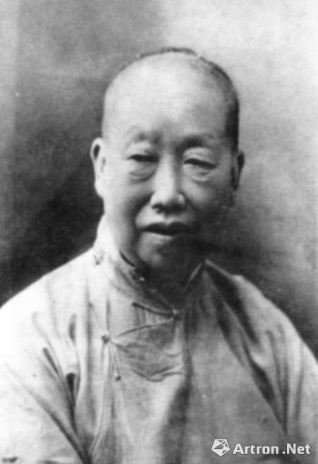 吴昌硕(1844-1927年)