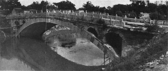 曾经的赵州桥