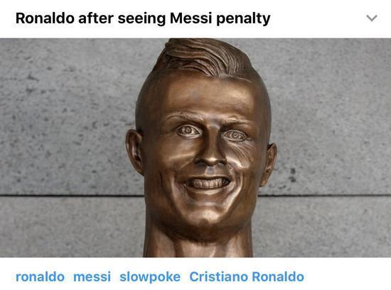 不是C罗球迷狂,这表现确实值得吹!