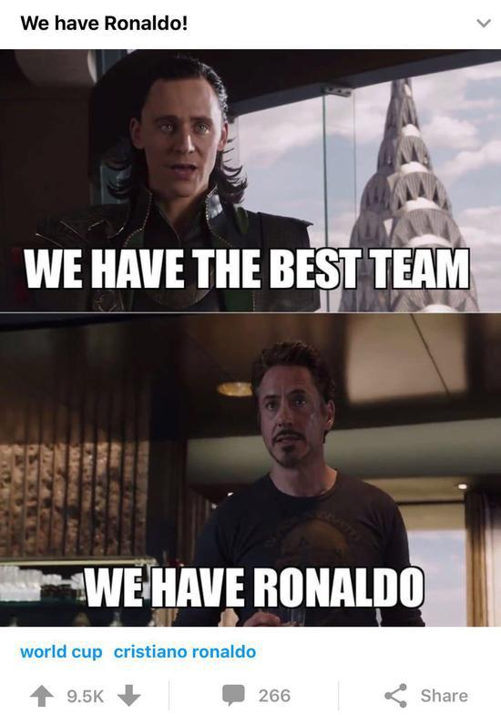 西班牙:我们有世界上最好的球队!