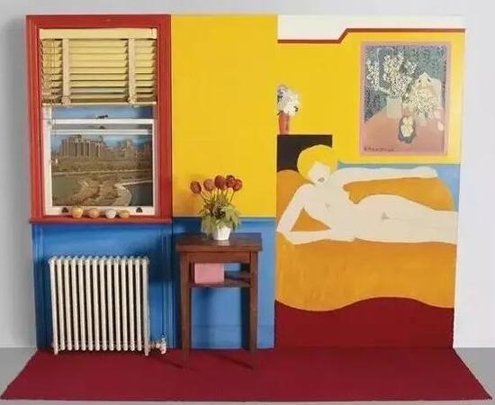 《伟大的美国裸体48号》,Great American Nude No.48,1963