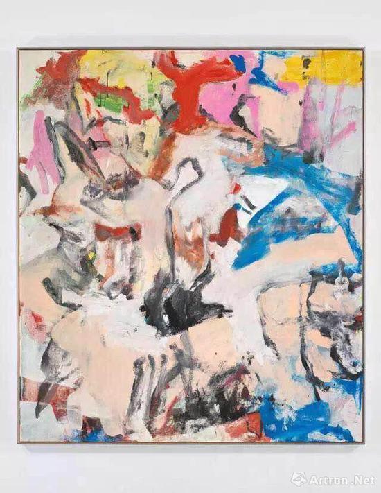 2018年香港巴塞尔博览会,由Lévy Gorvy画廊带来的Williem de Kooning(德·库宁)作品《无题XII》以3500万美元的价格售出,折合人民币约2.3亿元