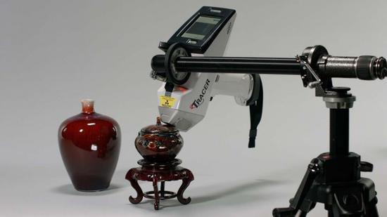 X射线荧光分析仪可以分析艺术品的材料 | Bruker