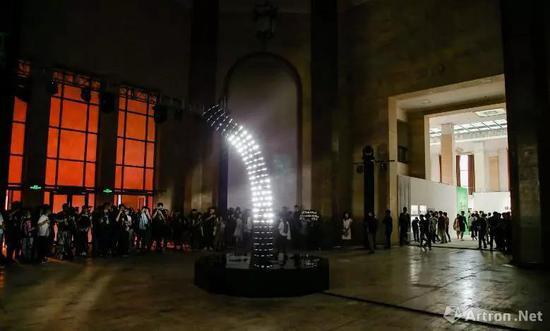 北京当代·艺术展开幕现场 图片:北京当代