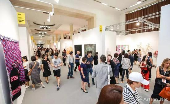 """三号馆:北京当代·艺术展 """"价值""""单元 图片:北京当代"""