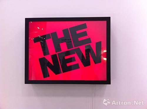 2014年蓬皮杜中心举行的杰夫?昆斯大型回顾展《新》系列作品
