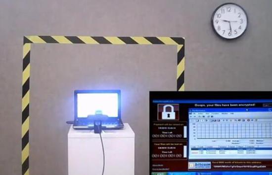 感染6大病毒的电脑竟然拍出超120万美元高价