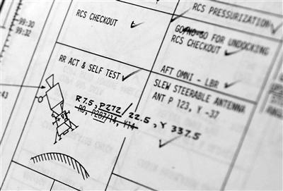 登月舱降落时只剩25秒燃料