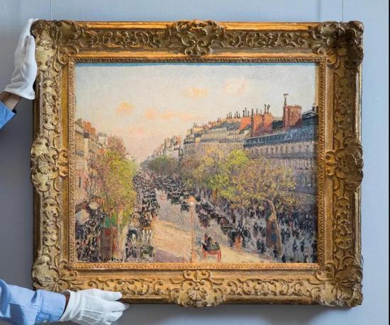 米耶?毕沙罗(Camille Pissarro)