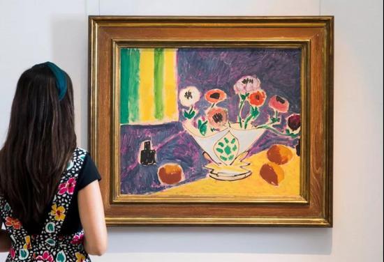 亨利?马蒂斯(Henri Matisse)