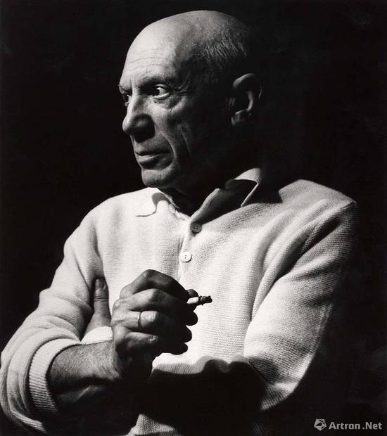 现代艺术晚拍收官 仅有毕加索作品顺利成交