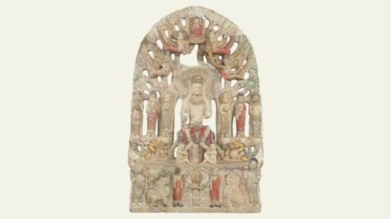 弥勒七尊像