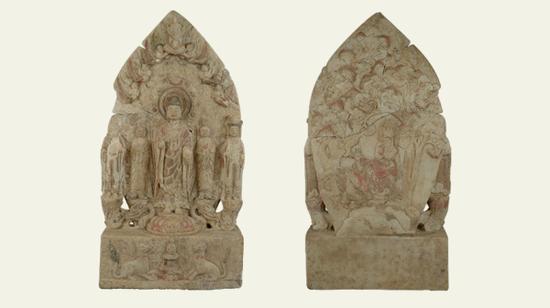 王元景造弥勒像
