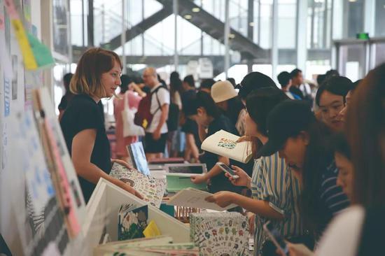 M_WOODS木木美术馆与art book in China联合主办的第三届abC艺术书展 · 北京站