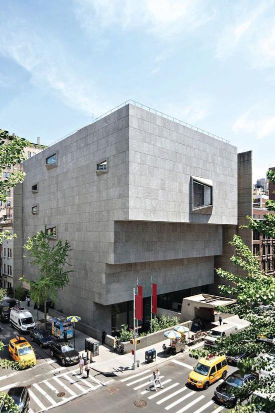 弗里克的藏品将被搬到马塞尔·布劳耶(Marcel Breuer)1966年的野兽派建筑,这里曾是惠特尼美国艺术博物馆和大都会艺术博物馆布劳耶分馆。