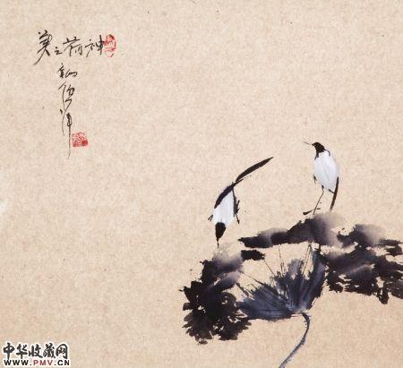 倪萍画展3月开进荣宝斋
