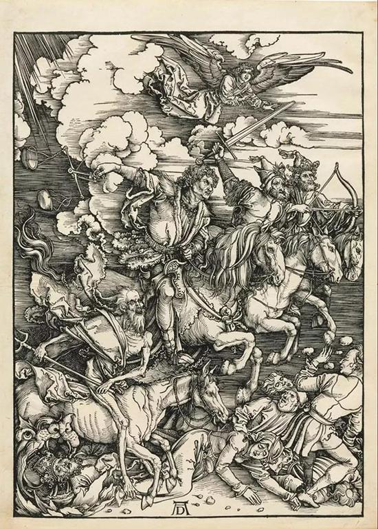 古典大师版画素描将在英国由佳士得进行拍卖