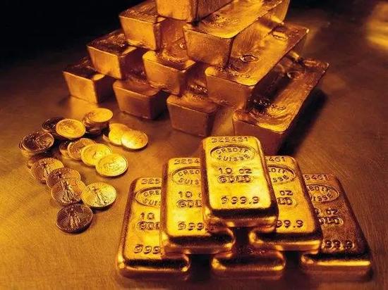 黄金市场前景乐观   逆势飙升